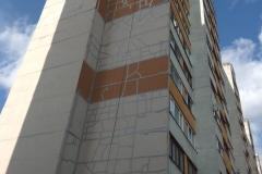 Герметизация межпанельных швов и панелей