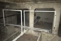 Ремонт верхнего розлива ХВС Маршала Казакова дом 28 к3