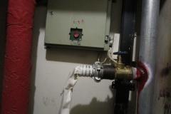 Замена питьевого (пожарного) водопровода Маршала Казакова д 22 к 2