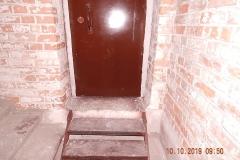 Установка металлических дверей и лестниц - Десантников д.24