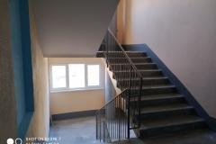 Косметический ремонт лестницы №2 М.Захарова д 17 к 1