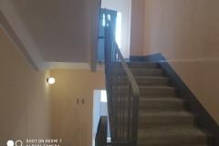 Косметический ремонт черной лестничной клетки №7 Ленинский д 57 к 1