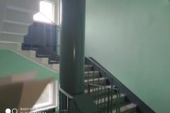 Косметический ремонт лестн. клеток ул Котина д 8 к 1