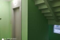 Косметический ремонт  лестиничных клеток Десантников д 26