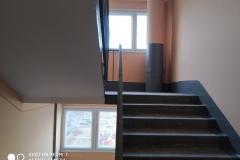 Косметический ремонт лестничной клетки Петергофское ш-се д 5 к 1