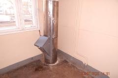 Замена ствола и клапана мусоропровода Маршала Захарова д 13 к 1