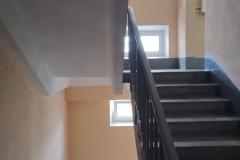 Косметический ремонт лестничных клекок 2,4 М.Захарова д 16 к 1