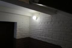 Ремонт светильников М. Захарова д 29 к 2 черная лестница