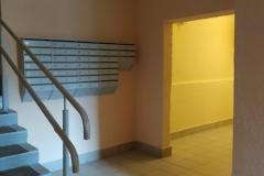 Косметический ремонт лестничной клетки М. Захарова д 18 к 1