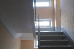 Косметический ремонт лестничной клетки М.Захарова д 18к 1