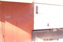 Замена двери Кузнецова д 26 к 1 пар 4