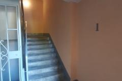 Косметический ремонт черной лестничной клетки №2 М Захарова д 60