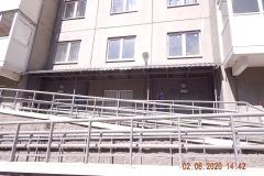 Ремонт козырьков  Ленинский 55 к 1