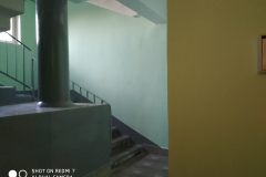 Косметический ремонт лестничных клеток Маршала Казакова д 38 к 1