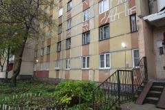 Смена фасадных светильников Ленинский пр д 100 к 2