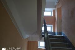 Косметиеский ремонт лестничной клетки ул Маршала Захарова д 12 к 2