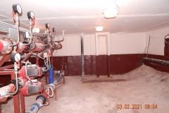 Ремонт помещения элеватора ул. Котина д 8 к 1