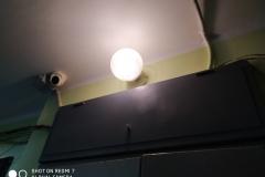 Замена верхней панели электро-щитка Десантников д28