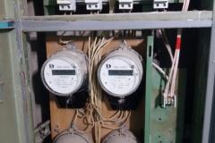 Замена нулевого кабеля Маршала Захарова д29 к1